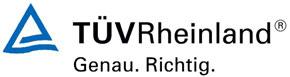 Partner des TÜV Reheinland